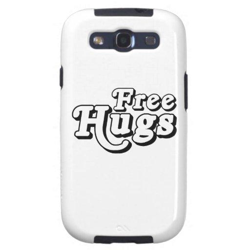Libere los abrazos .png galaxy SIII cárcasas