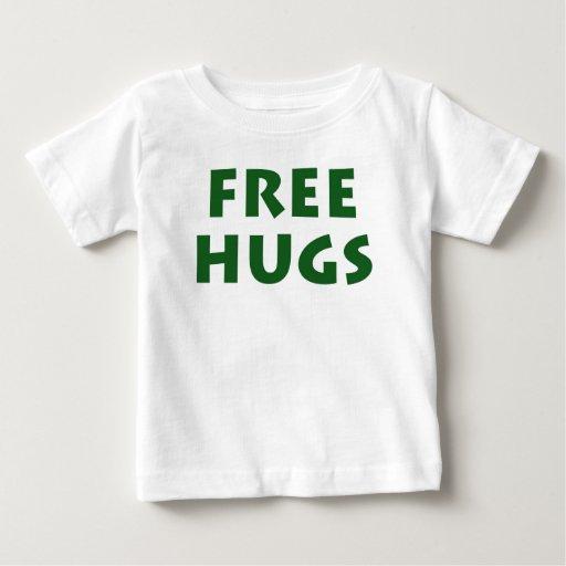 Libere los abrazos polera