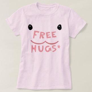 Libere los abrazos Poring la camiseta - modificada Playera