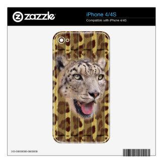 Libere los regalos multi de los productos del iPhone 4 skin