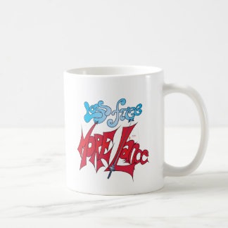 Libere menos, más lanza tazas de café