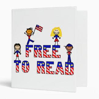 Libere para leer la carpeta de los niños de w, 3