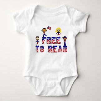 Libere para leer la enredadera infantil de los camisas