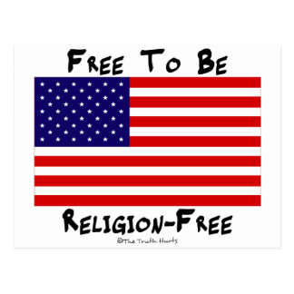 Libere para ser Religión-Libre Tarjetas Postales