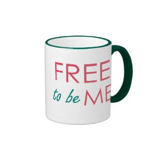 Libere para ser YO inspiró la taza de café