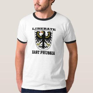 Libere Prusia del este Playera