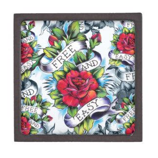 Libere - y - los productos fáciles del tatuaje de  cajas de regalo de calidad