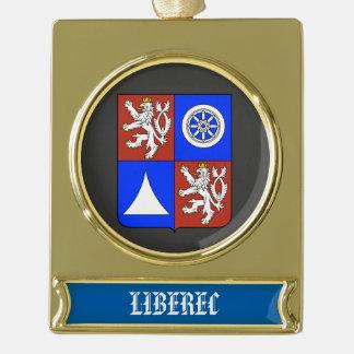 Liberec Custom Banner Ornament