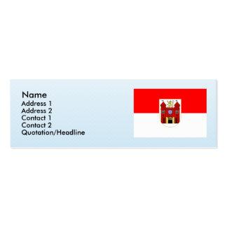 Liberec, Czech Business Card Templates