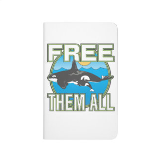 Libérelos todos (las ballenas) cuaderno
