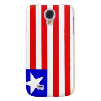 Liberia Flag Samsung Galaxy S4 Cover