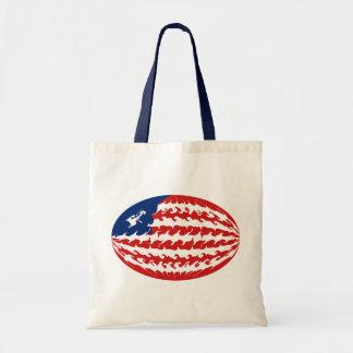 Liberia Gnarly Flag Bag