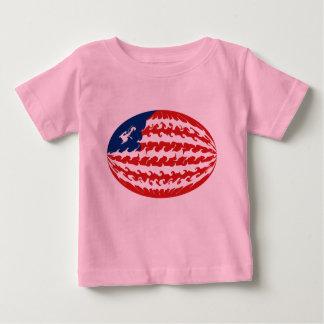 Liberia Gnarly Flag T-Shirt
