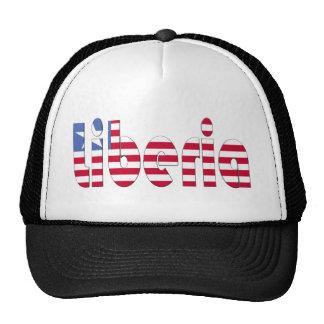 Liberia Mesh Hats