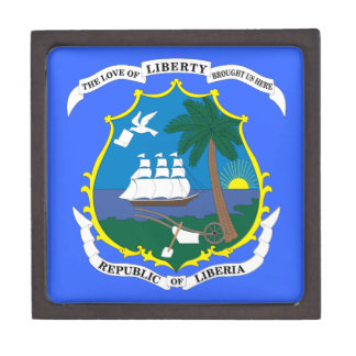 LIBERIA* Jewelry Box for Him or Her