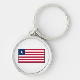 Liberia – Liberian Flag Key Chain
