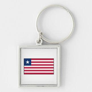 Liberia – Liberian Flag Key Chains