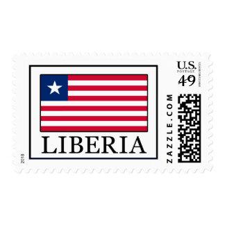 Liberia Postage