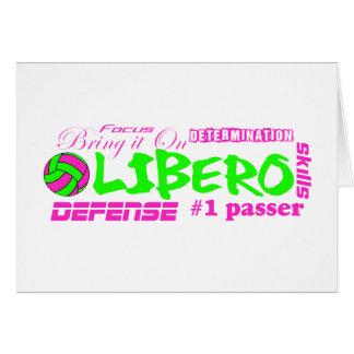 Libero Traits Card