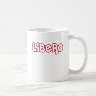 Libero Volleyball Coffee Mug