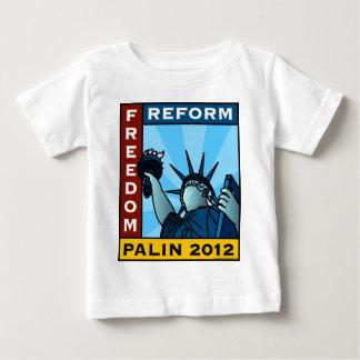 Libertad 2012 de Sarah Palin Poleras