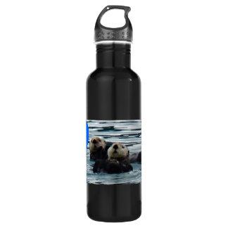Libertad adorable de la nutria de mar de Otterly
