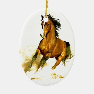 Libertad - caballo de funcionamiento adornos