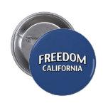 Libertad California Pins