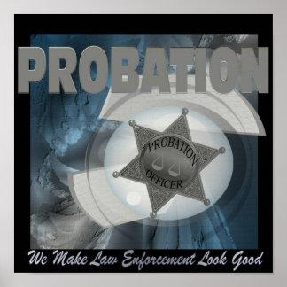 Libertad condicional - hacemos la aplicación de le póster