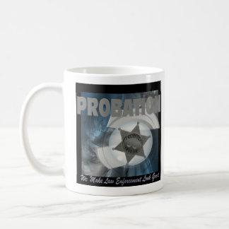 Libertad condicional - hacemos mirada de la taza de café
