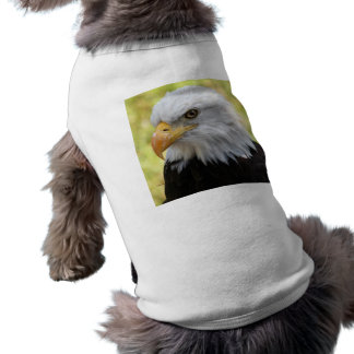 Libertad de Falln Eagle calvo Playera Sin Mangas Para Perro