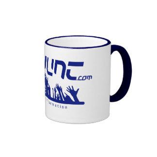 Libertad de información tazas de café