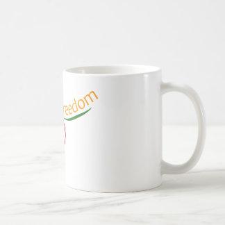 Libertad de la fruta 2 tazas de café