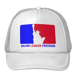 Libertad de la primera división gorros