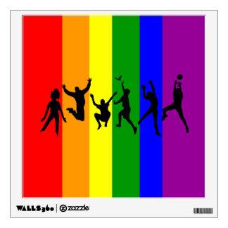 Libertad de LGBT a vivir