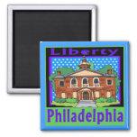 Libertad de Philadelphia Imán De Frigorífico