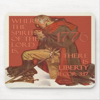 Libertad de Washington y el alcohol del señor Tapetes De Ratones