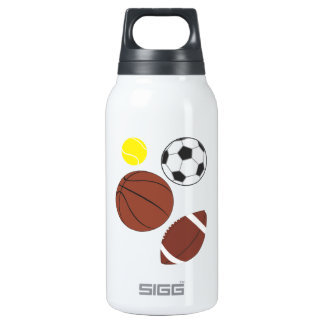 Libertad del deporte botella isotérmica de agua