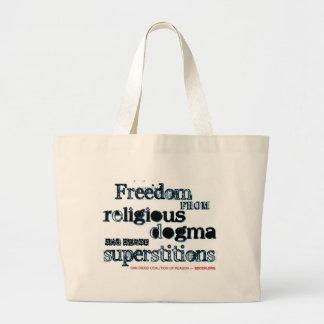 Libertad del dogma religioso bolsa