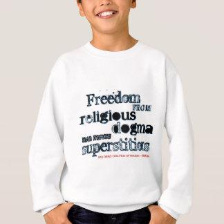 Libertad del dogma religioso polera