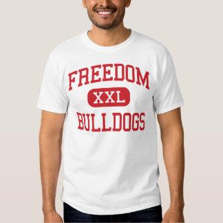 Libertad - dogos - área - libertad Pennsylvania Playeras