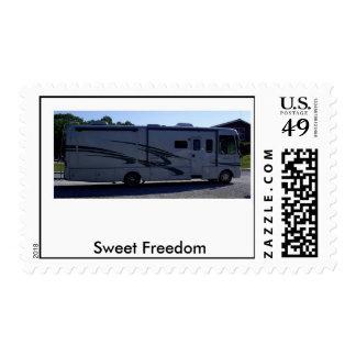 Libertad dulce sellos