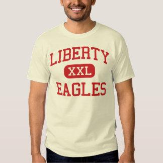 Libertad - Eagles - centro - Ashland Virginia Remeras