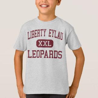 Libertad Eylau - leopardos - centro - Texarkana Poleras