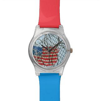 Libertad falsa reloj