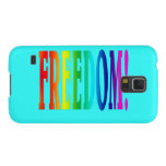 Libertad Fundas Para Galaxy S5