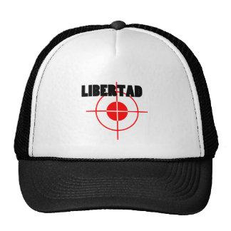 libertad trucker hat