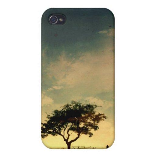 Libertad iPhone 4/4S Carcasas