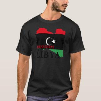 Libertad para Libia Playera