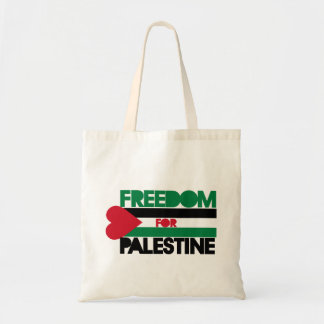 Libertad para Palestina Bolsa De Mano